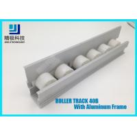 Buy cheap Roller Track Placon 40 mm Width Aluminum Alloy Flange Frame For Conveyors 40B from wholesalers
