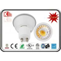 Buy cheap 7 Watt 36Degree GU10 LED Spotlight Ultra Energy Efficient 630LM 80Ra Epistar product