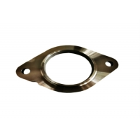 Buy cheap ISO9001 0.88mm Thickness plate Carbon Steel Flanged Fittings product