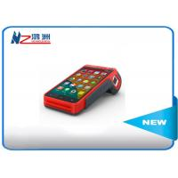 Buy cheap Desktop Handheld Payment Terminals Android POS Terminal Vendor With Network Connection product