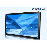 Buy cheap Indoor 55 LCD Video Advertising Digital Signage Display Touchscreen product