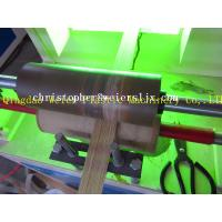 Buy cheap PVC edge band plastic machinery with high speed and high quality of (sj65/25) from wholesalers
