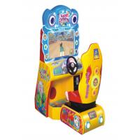 China Super driving Video Game Machines Coin Operated 32inch HD display baby racing on sale