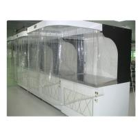 Buy cheap Horizontal Lab Class100 Cleanroom Laminar Flow Cabinet / Laminar Airflow Bench product