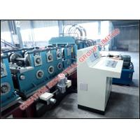 Buy cheap Automatic C Z Section Steel Purlin Manufacturing Equipment, Roll Forming Production Line for Web Sizes 100-350mm product
