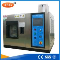 China High Accuracy 80L Desktop Temperature & Humidity Stability Test Chamber on sale
