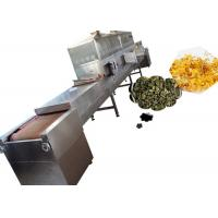 Buy cheap Hot Sale Factory Price Multilayer Belt Type Industrial Tea Microwave Drying And Sterilization product