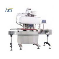 Buy cheap Torque Control Bottle Packaging Line High Speed Common Cap Screwing Machine from wholesalers