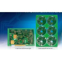 Buy cheap 94v0 RoHS Impedance Control PCB Dual Layer PCB HASL Surface Finishing product