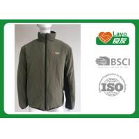 Buy cheap Breathable Outdoor Fleece Hunting Clothing , Men Windproof Fleece Jacket product