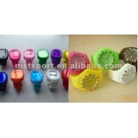Buy cheap Colorful sports silicone watch product
