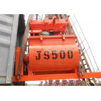Buy cheap Industrial Commercial Concrete Mixer Machine 500L Ready Mix Automatic Small Concrete Mixer product
