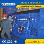 Buy cheap China Wanshida Scrap Metal Baler Shear manufacturer product