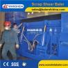 Buy cheap China Wanshida Scrap Metal Baler Shear manufacturer from wholesalers