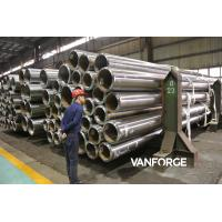 Buy cheap ASTM A335 P22 Seamless Alloy Steel Pipe High Toughnesss Hot Finished / Cold Drawn product