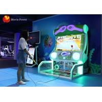 Buy cheap Electronic Coin Pusher Virtual Reality Simulator Tennis Goal Game 800W 220V from wholesalers