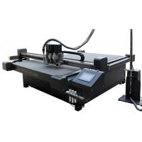 Buy cheap DCZ7XRS Series Arylic sheet composite Cutting machine for Ads , Display , Packaging foam cutting EVA cutting product