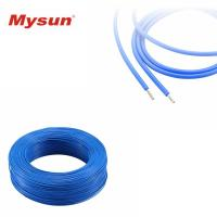 Buy cheap Home Appliances Silicone Rubber Insulated Wire AWM 3130 Nickel Copper Conductor from wholesalers