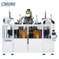 Buy cheap 10 Liter 15 Liter Plastic Drum Blow Molding Machine , Plastic Container from wholesalers