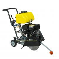 Buy cheap Concrete Cutter Saw and Concrete Road Cutter Walk Behind Concrete Tools product