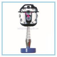 China New design plastic table alarm clock for promotion on sale