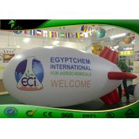 Buy cheap Customized Helium Advertising Blimps 4M Long Inflatable Advertising Airship product