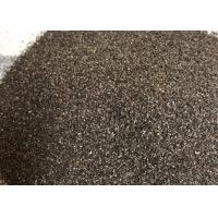 Buy cheap high density brown fused aluminium oxide , Castable Refractory alumina grit product