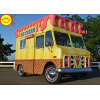 China Colorful Ice Cream Kids Jumper Inflatable Bouncers Cream Inflatable Combo Truck Game on sale
