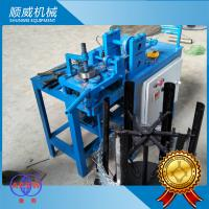 Buy cheap 3KW Power Razor Barbed Wire Machine , Blade Barbed Razor Wire Machine product