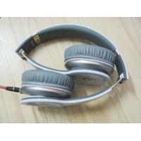 China Fuel Injection Rubber Oil Solo Headphone, 3.5mm Stereo Digital Stereo Wireless Headphone YDT64 on sale