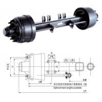 Camper Axle Parts : Truck and trailer axle parts images of