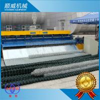 Buy cheap Automatic Chain Link Fencing Machine / 0.5m - 4.2m Weaving Breadth from wholesalers