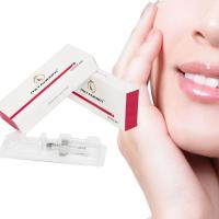 Buy cheap hot sell cross-linked hyaluronic acid gel fillers injections for face wrinkles product
