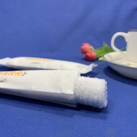 Buy cheap Antibacterial Sterilization Airline Wet Towel product