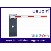 China Security Traffic Automatic Boom Barrier Gate System With Mannual Clutch on sale
