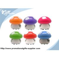 Buy cheap Mini mushroom shape Electronic Gadgets Gifts for conference desktop vacuum cleaning product