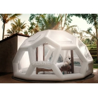 Buy cheap 5M Airtight Outdoor Inflatable Bubble Tent Jungle Lodge Ubud product