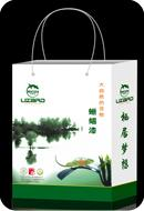 Buy cheap Special customized gift paper bag with handle product