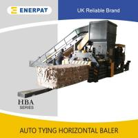 China Cardboard baler horizontal baler automatic baler for sale with CE on sale