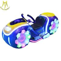 China Hansel amusement park motorcycle rides battery operated amusement rides for sale on sale