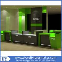 Buy cheap Mobile Phone Shop Interior Design With Customized Logo Color Size from wholesalers