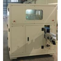 Buy cheap Toilet Tissue Paper Cutting Machine , Automatic Paper Die Cutting Machine 8.6kw product
