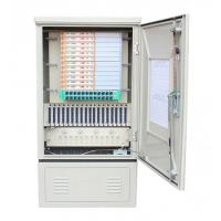 Buy cheap Wind protected SMC 144FO Fiber Optic Joint Box water resistance performance product