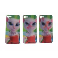 Buy cheap Custom Beautiful Flip 3d Lenticular Iphone Cases Lenticular Flip With 0.6mm Pet from wholesalers