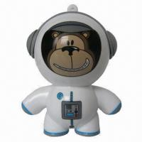 China Cartoon-designed Speaker for MP3/Mobile, Ideal for Promotional and Gift Purposes on sale