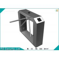 Buy cheap Full Automatic Tripod Turnstile Gate, Security Turnstyle Barrier Access Control product