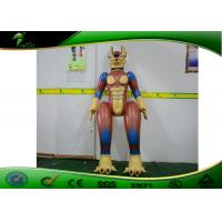 Buy cheap Customized Cartoon Inflatable Sexy Standing Dog / Inflatable Sex Dog With Muscle For Sale product