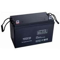 Buy cheap Sealed maintenance Valve Regulated Lead Acid Battery 12v 100ah backup UPS (6GFM100) product