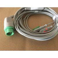 China Biolight 3lead ECG Cable for biolight m7000/m9000/m9500 on sale