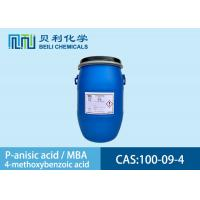 Buy cheap CAS 100-09-4 Parfum Fragrance Ingredients Chemical Raw Materials product